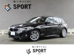 BMW118i Mスポ 1オナ 純正HDDナビ ETC クルコン