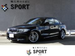BMW135i 黒革 newi−driveHDDナビ シートH