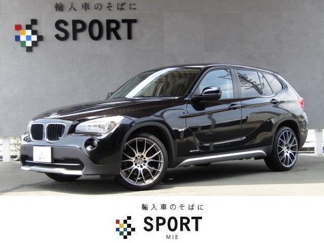 BMW X1 sDrive 18i 純正HDDナビ コンフォートア...