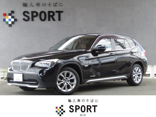 BMW X1 xDrive 25i 赤革 純正HDDナビ コンフォ...