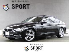 BMW320i スポーツ フルセグ純正HDDナビ 黒革 サンルーフ