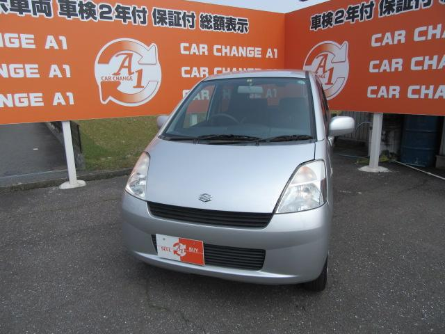 スズキ MRワゴン N−1 キーレス CD (車検整備付)