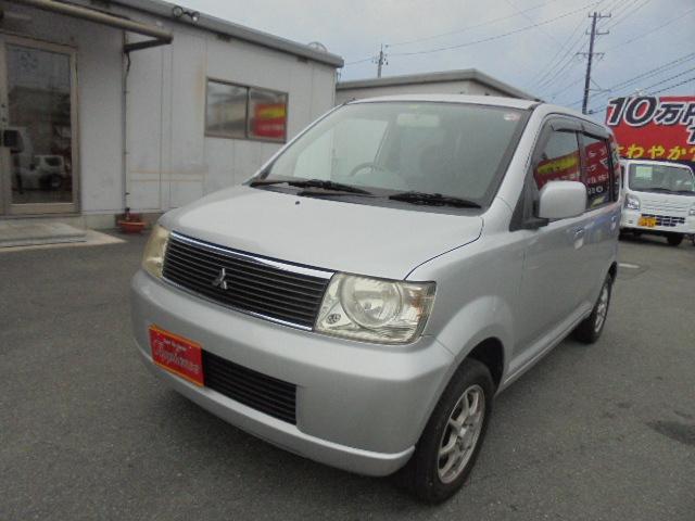 三菱 eKワゴン M アルミ エアコン オートマ (車検整備付)