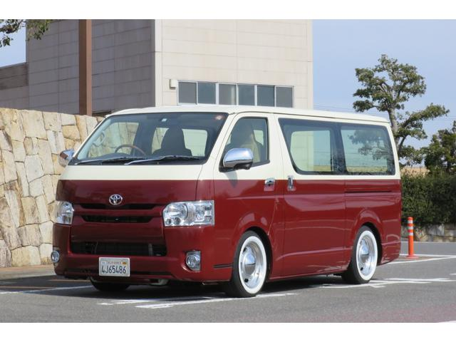トヨタ オリジナルコンプリートカー 特別色 SDナビ アメリカン仕様