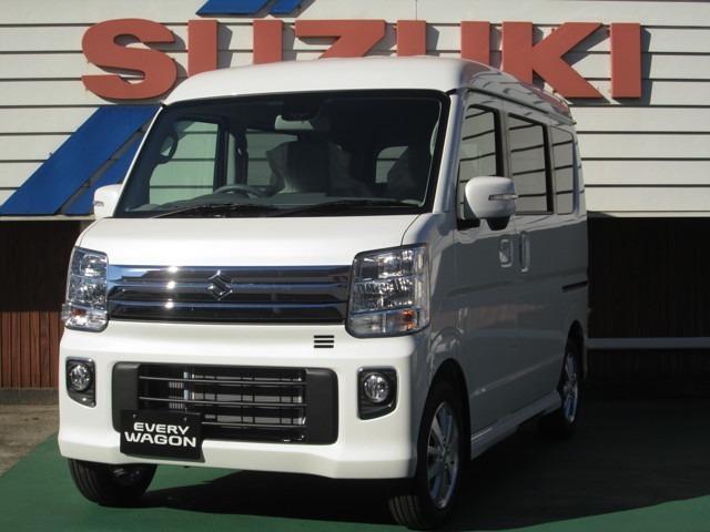 スズキ PZターボスペシャル ハイルーフ 4WD 特別色 新車