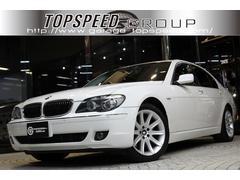 BMW740i 買取り車 黒革 フルセグ ETC