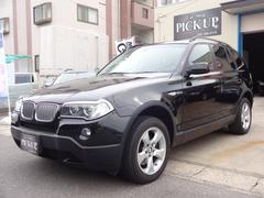 BMW X32.5si サンルーフ ナビ ETC 電動シート