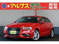 沖縄の中古車 アウディ アウディ A3 車両価格 169万円 リ済別 2013年 5.2万K レッド