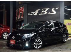 沖縄の中古車 トヨタ プリウス 車両価格 134万円 リ済別 平成22年 10.2万K ブラック