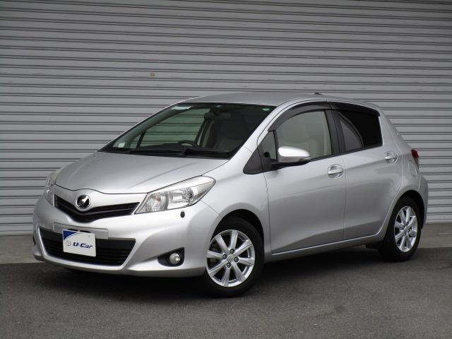 Photo of TOYOTA VITZ U SMART STOP PACKAGE / used TOYOTA