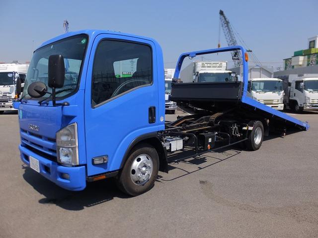 いすゞ エルフトラック セーフティローダー 3t 150ps ウイ...