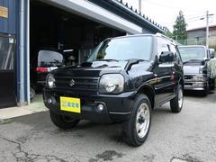 ジムニーワイルドウインド 4WD 5速マニュアル Goo鑑定車