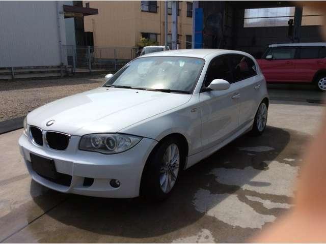 BMW 1シリーズ 118i Mスポーツパッケージ HDDナビ ス...