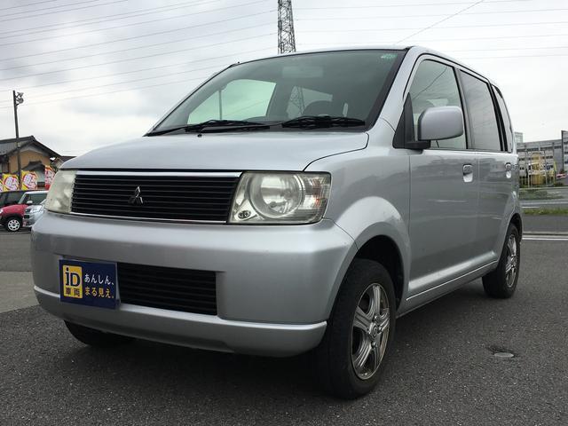 三菱 eKワゴン M 4WD ETC (車検整備付)