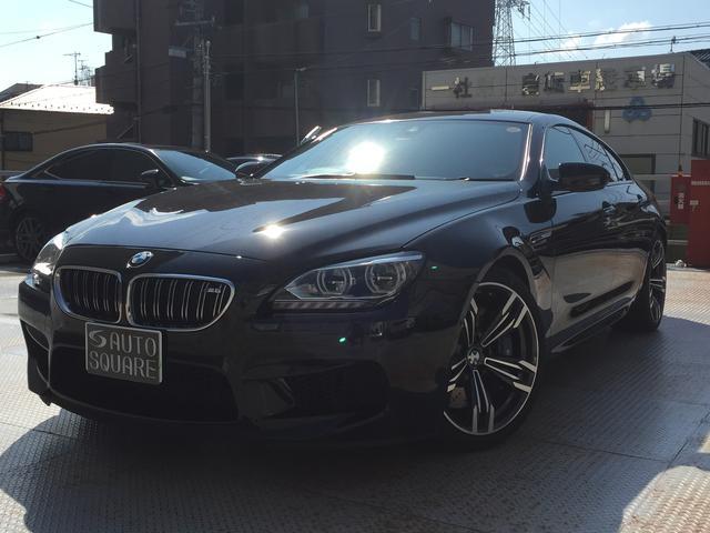BMW グランクーペ オレンジレザー harman/kardon