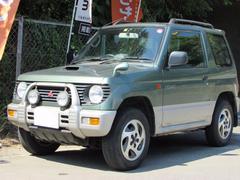 パジェロミニXR−II 4WD 5速MT Tベルト交換済 タイヤ4本新品