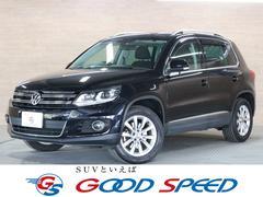 VW ティグアンスポーツ&スタイル SDナビ フルセグTV HID ETC