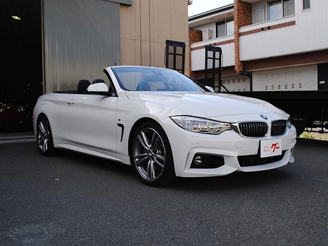BMW 4シリーズ 435iカブリオレ Mスポーツ goo鑑定 左...