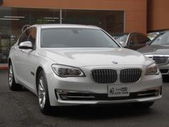 BMW740iプラスPKG 後期型ユーザー下取 TVキャンセラー