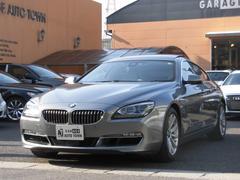 BMW640iグランクーペ アドバンスドアクティブセーフティPKG