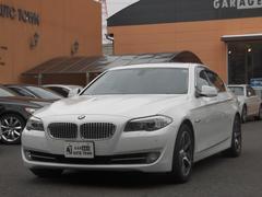 BMWアクティブハイブリッド5 1オーナー サンルーフ Sキー