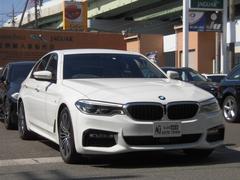 BMW523d Mスポーツ 1オナ スペアキー トップビュー