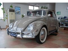 VW ビートルオーバルウィンドウ