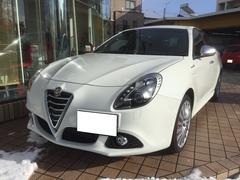 アルファロメオ ジュリエッタスポルティーバ純正2DINナビ装着車両