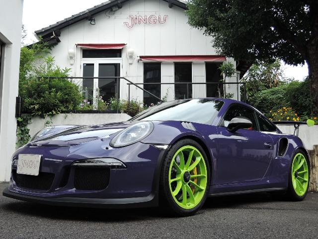 911(ポルシェ) 911GT3RS 中古車画像