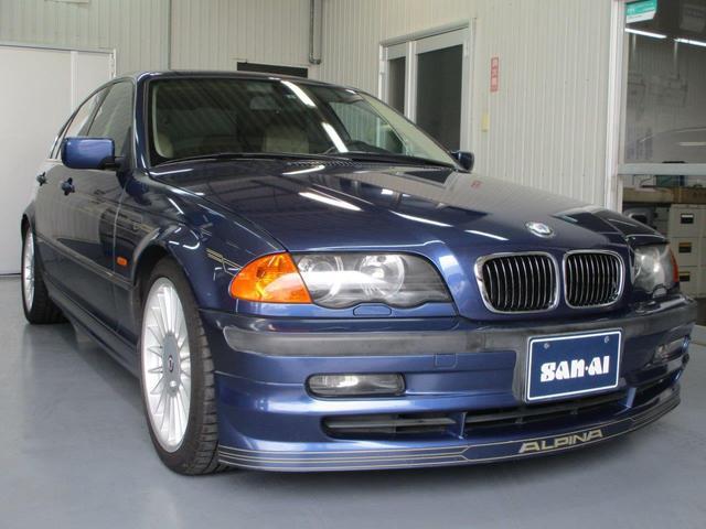 BMWアルピナ 3.3
