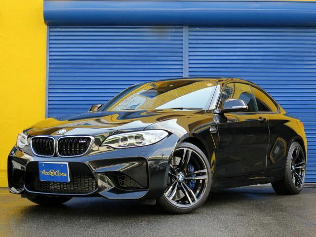 BMW M2 地デジ ハーマンカードン 1オーナー 新車保証残有り