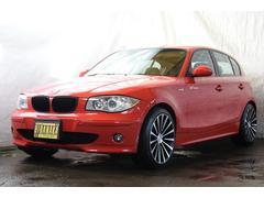 BMW118i HID 純正アルミ 純正CD ETC デュアルAC