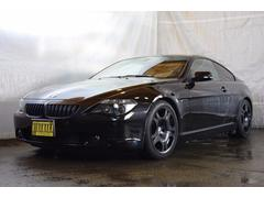 BMW645Ci M−SportカスタムSMG ボルドーインテリア