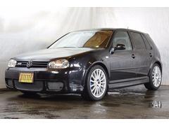 VW ゴルフ R32 4WD 6MT オリジナルコンディション 革 ナビ付(フォルクスワーゲン)