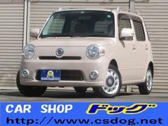 ミラココアココアプラスX 4WD フロントフォグ ルーフレール
