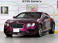 ベントレー コンチネンタルFシートベンチレーション・マッサージ オプションカラー D車