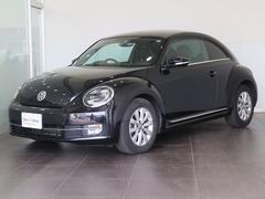 VW ザ・ビートルジャーニー ワンオーナー 純正ナビTV 認定中古車