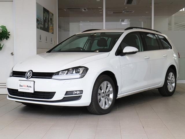 Photo of VOLKSWAGEN GOLF VARIANT TSI COMFORTLINE / used VOLKSWAGEN