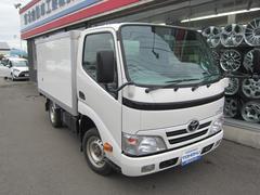 ダイナトラックシングルジャストロー 3.0 4WD 中温冷凍車1050積み