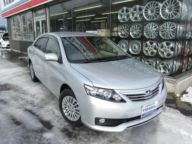 Photo of TOYOTA ALLION A18 G PACKAGE LIMITED POWER SEAT EDITION / used TOYOTA