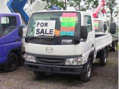 タイタンダッシュロング 1.25t 4WD 平ボディ