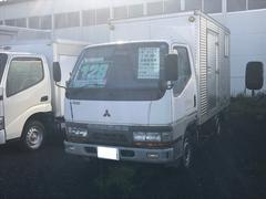 キャンター 移動販売車 4WD パネルバン(三菱ふそう)