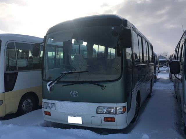 トヨタ 29人乗り バス