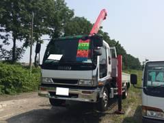 フォワード3段ロングジャッキ 6.4t 増t クレーン付