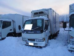 エルフトラック2t積 冷凍−5℃ パネルバン 4WD