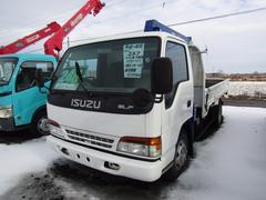 エルフトラック3.4t積み 5段クレーンラジコン付