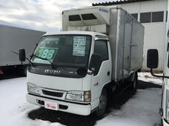 エルフトラック3t積 冷凍車 +30〜−5℃ バックモニター