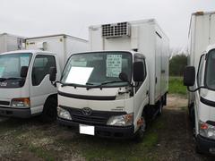 ダイナトラック2t積 中温冷凍30℃〜−5℃ パネルバン 4WD