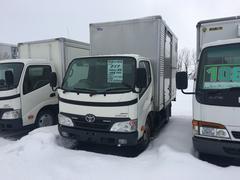 ダイナトラック1.9t積 ショート パネルバン 4WD