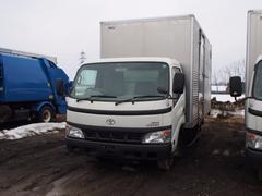 ダイナトラック2t パネルバン 4WD ETC付 5MT